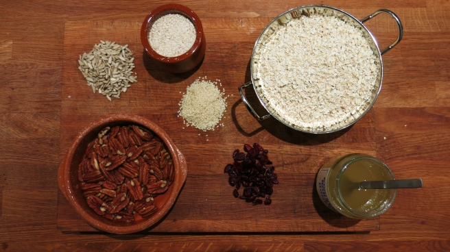 Family Recipe for Nutritious and Delicious Granola